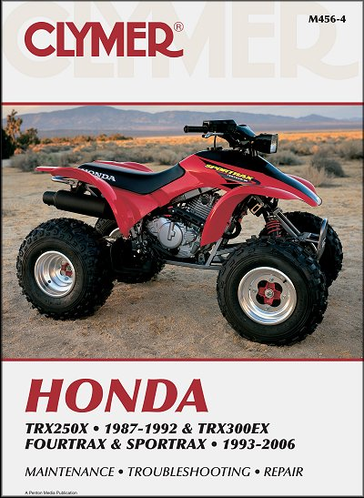 1987 honda fourtrax 250 manual