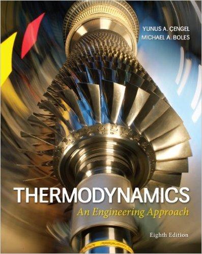 cengel and boles thermodynamics solution manual pdf