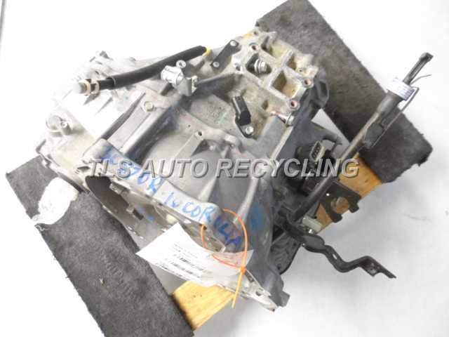 corolla ec65 manual transmission parts