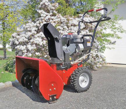 craftsman 5 hp 24 inch snowblower manual