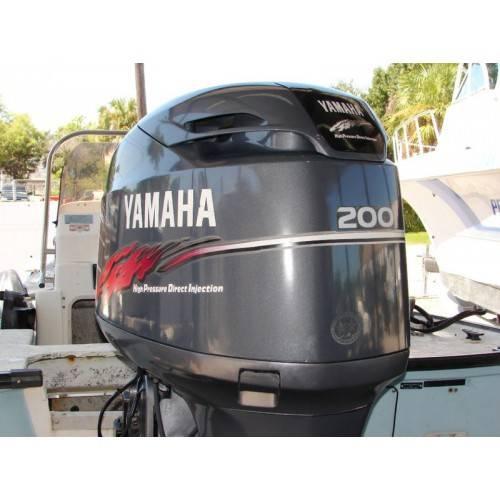 2000 yamaha 200 hp outboard manual