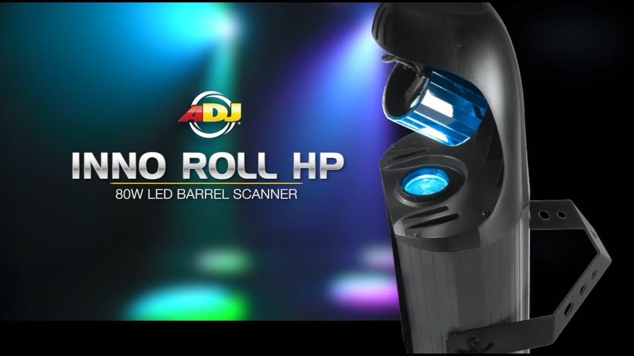 adj inno roll hp manual