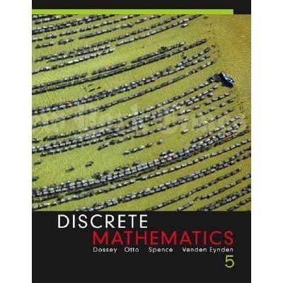 discrete mathematics dossey 5th edition solution manual