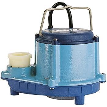 drummond 1 4 hp submersible sump pump 3000 gph manual