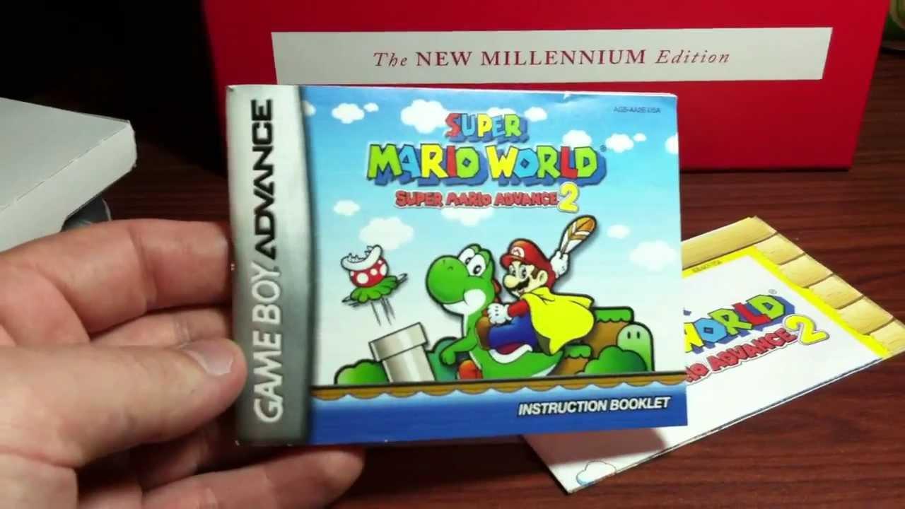 super mario world super mario advance 2 manual
