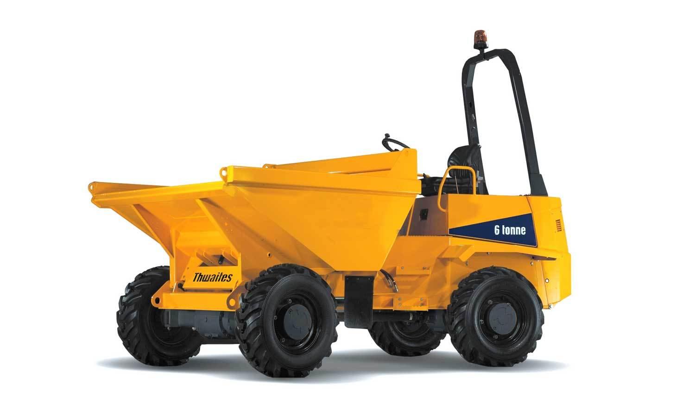 thwaites 6 ton dumper parts manual