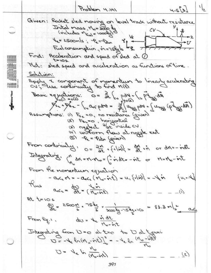 fluid mechanics frank white 7th edition solution manual