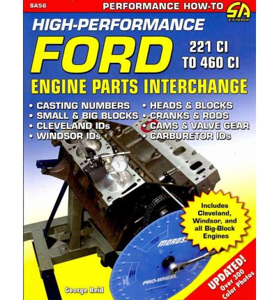 ford parts interchange manual online