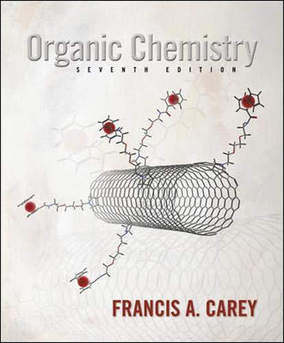 francis carey organic chemistry solutions manual