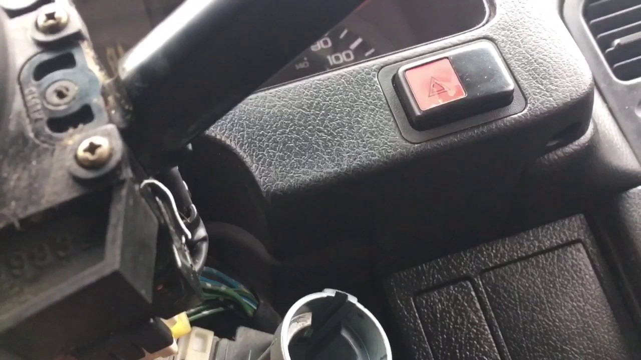 honda civic 2016 manual key not working