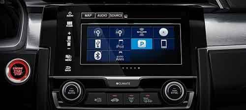 honda civic audio system manual