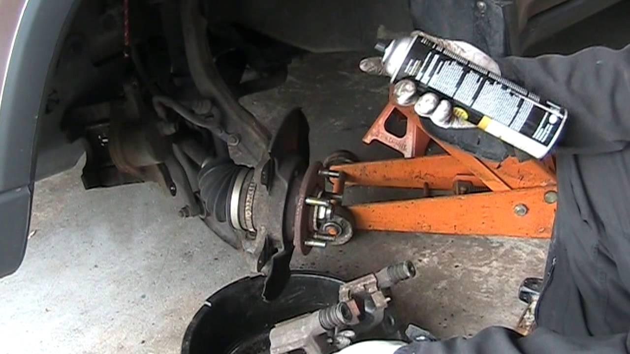 honda crv brake service manual 2009