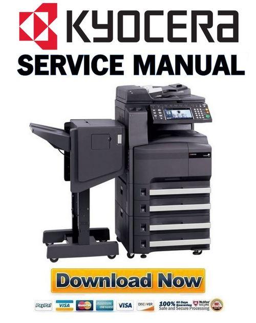 kyocera taskalfa 250ci parts manual