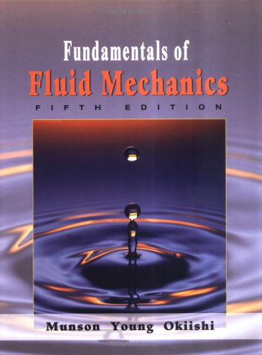 munson and young fluid mechanics solution manual with si unit