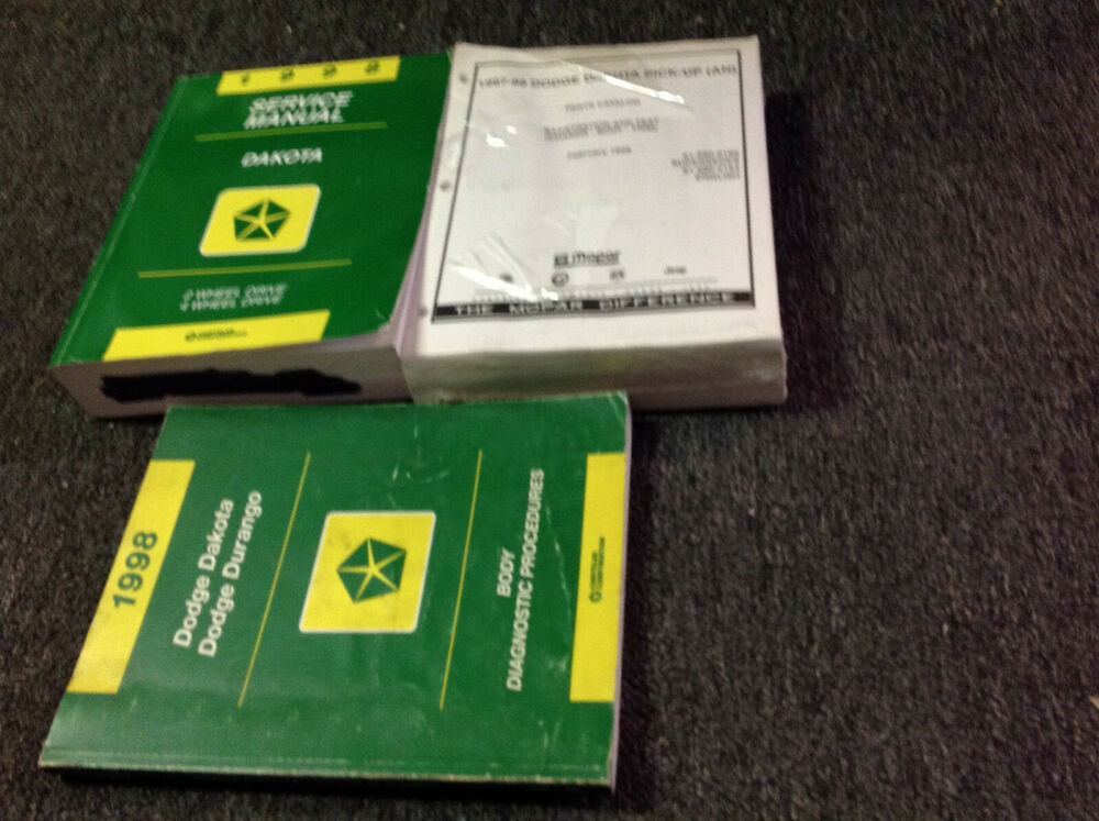 parts replacement manual for maxum dodge