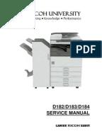 ricoh aficio sp c411dn parts manual