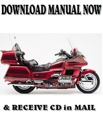 service manual for honda gl 1800 goldwing