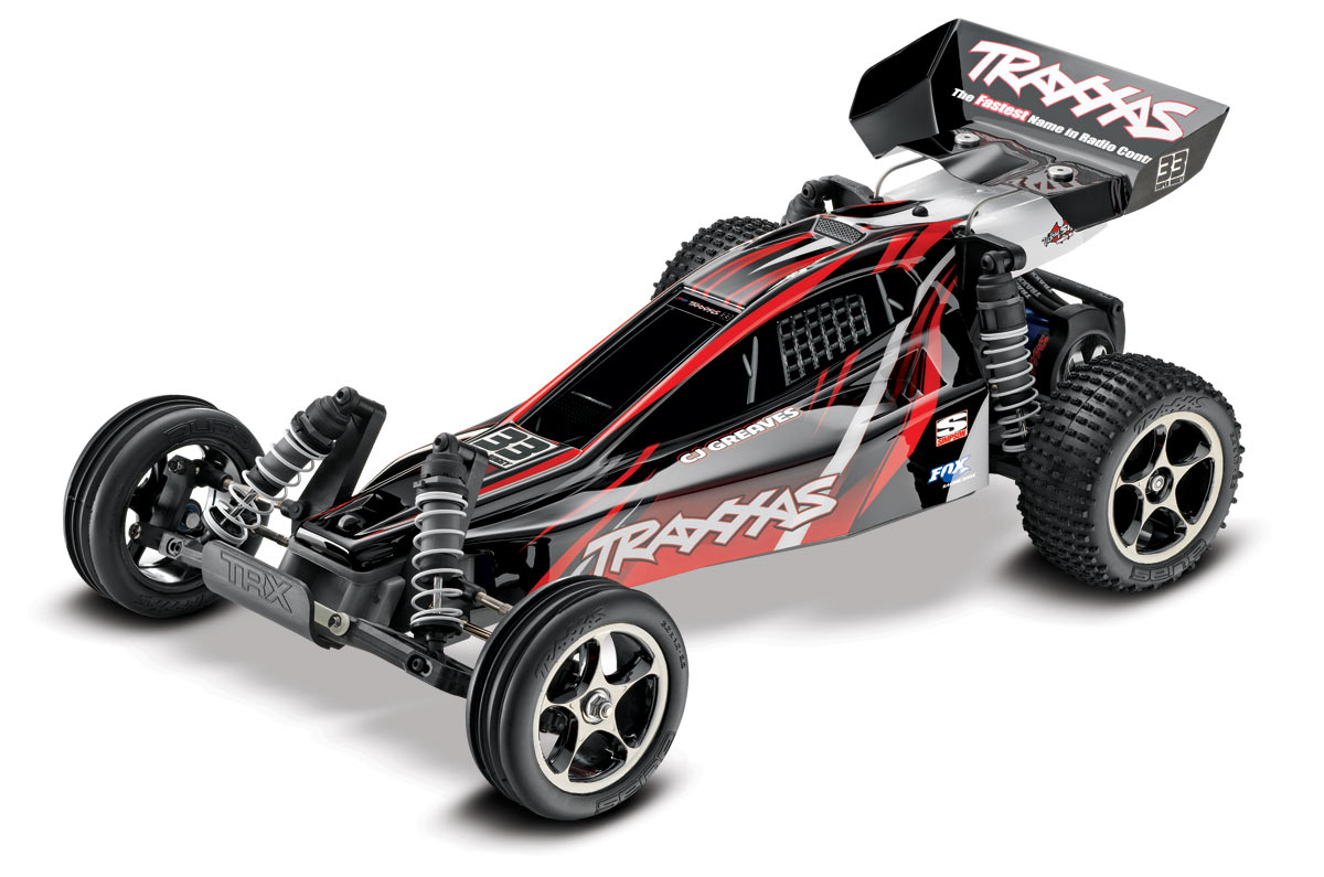 traxxas bandit vxl parts manual