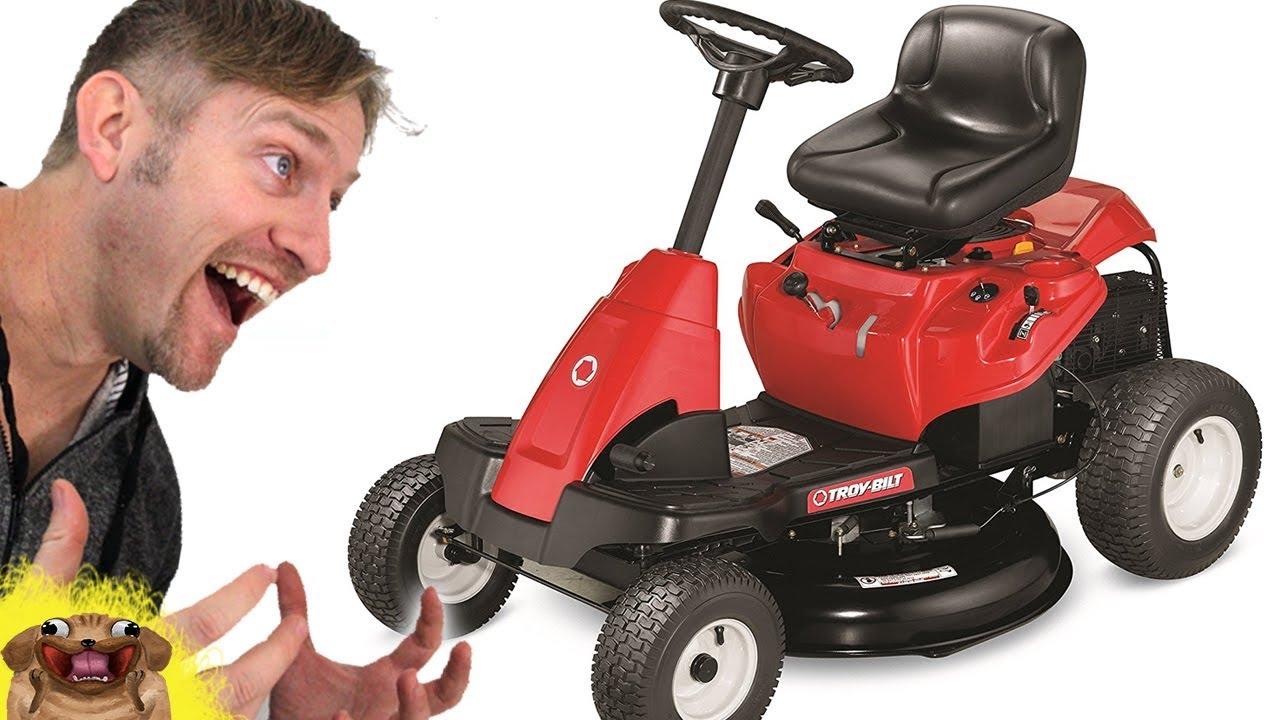 troy bilt riding mower parts manual