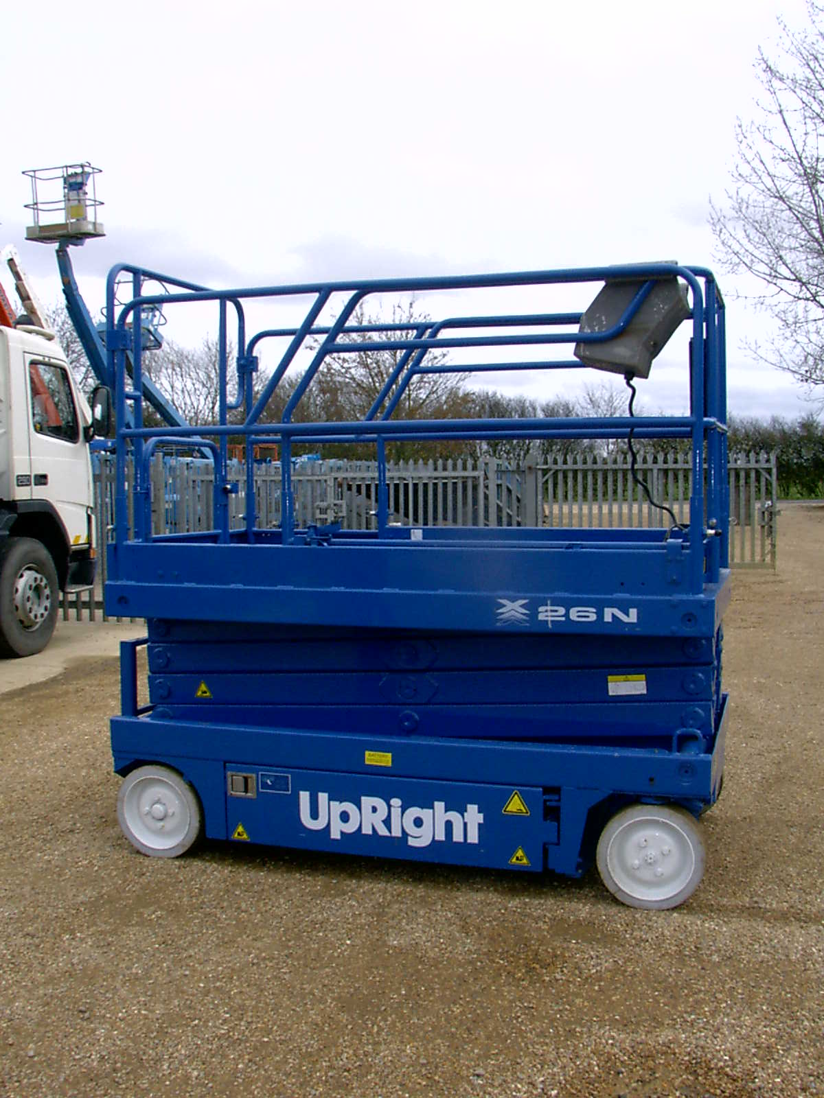 upright x26n scissor lift parts manual
