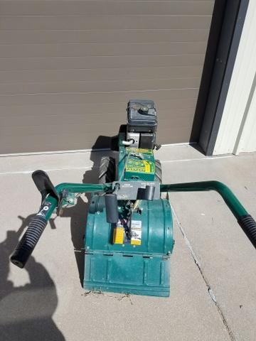 yard machine tiller 51 2 hp rear tine manual