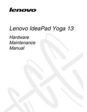 yoga 2 pro 13 hardware maintenance manual